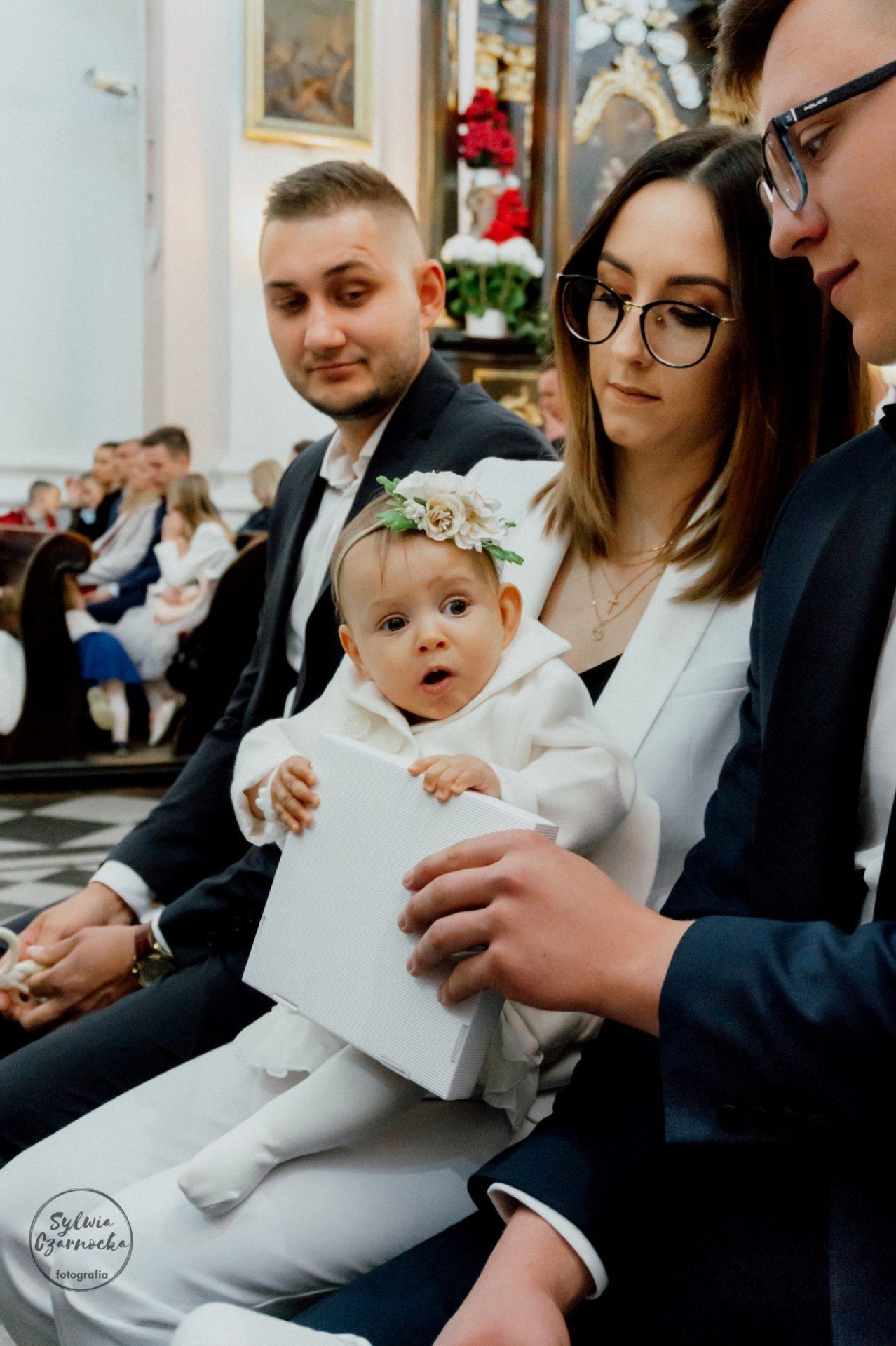 reportaż chrztu świętego