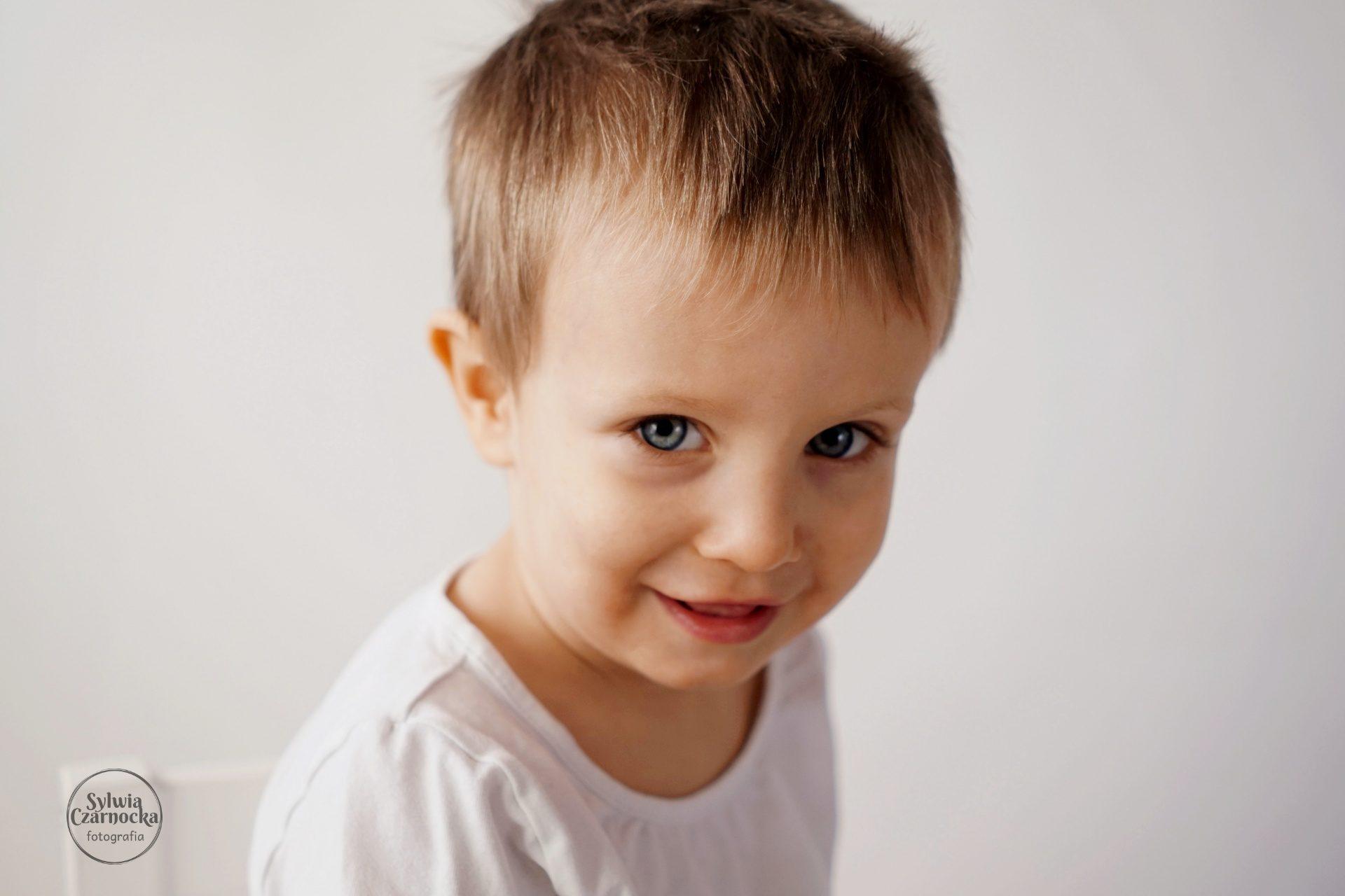 Dziecięca sesja zdjęciowa warszawa łuków