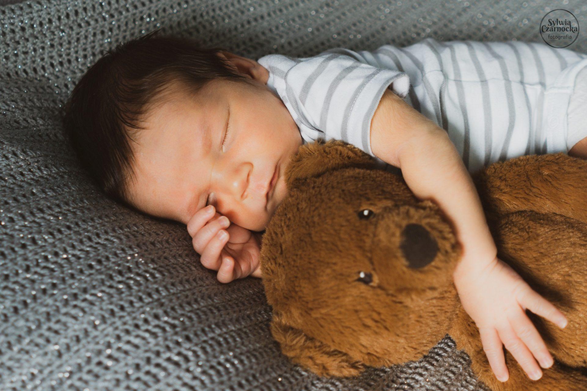 sesja noworodkowa warszawa łuków