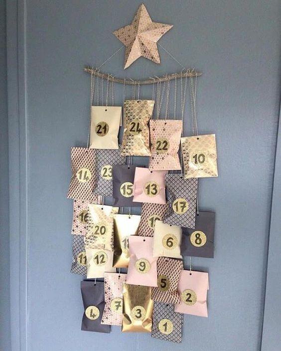 kalendarz adwentowy dla dzieci